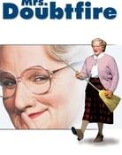 Filmomslag Mrs. Doubtfire