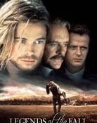 Filmomslag Legends of the Fall