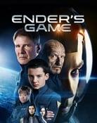 Filmomslag Ender's Game