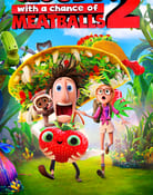 Filmomslag Cloudy with a Chance of Meatballs 2