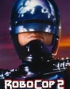 Filmomslag RoboCop 2