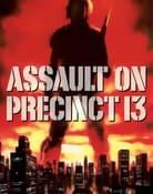 Filmomslag Assault on Precinct 13