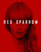 Filmomslag Red Sparrow
