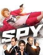 Filmomslag Spy