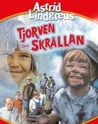 Filmomslag Tjorven and Skrallan