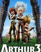 Filmomslag Arthur 3: The War of the Two Worlds