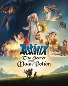 Filmomslag Asterix: The Secret of the Magic Potion