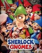 Filmomslag Sherlock Gnomes