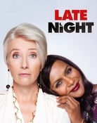 Filmomslag Late Night