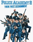 Filmomslag Police Academy 2: Their First Assignment