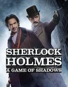 Filmomslag Sherlock Holmes: A Game of Shadows