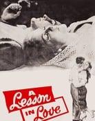 Filmomslag A Lesson in Love