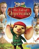 Filmomslag The Tale of Despereaux