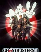 Filmomslag Ghostbusters II