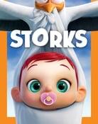 Filmomslag Storks