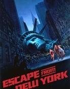 Filmomslag Escape from New York