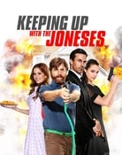 Filmomslag Keeping Up with the Joneses