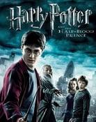 Filmomslag Harry Potter and the Half-Blood Prince