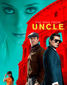 Filmomslag The Man from U.N.C.L.E.