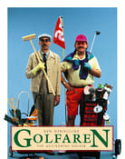 Filmomslag The accidental golfer