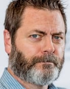 Largescale poster for Nick Offerman