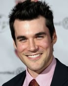 Sean Maher is Nightwing / Dick Grayson (voice)