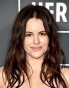 Emily Hampshire isJennifer Goines