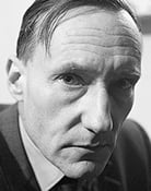 Largescale poster for William S. Burroughs