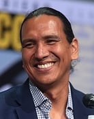 Largescale poster for Michael Greyeyes