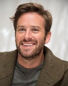 Armie Hammer is Jackson Storm (voice)