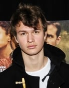 Ansel Elgort is Baby