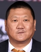 Largescale poster for Benedict Wong