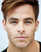 Largescale poster for Chris Pine