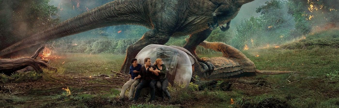 Jurassic World: Fallen Kingdom - Thế Giới Khủng Long: Vương Quốc Sụp Đổ