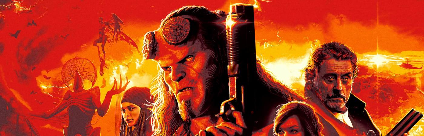 Hellboy - Quỷ Đỏ