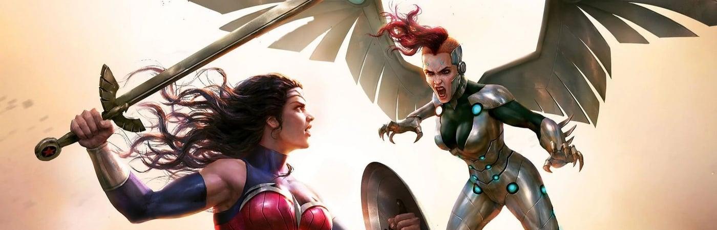 Wonder Woman: Bloodlines -