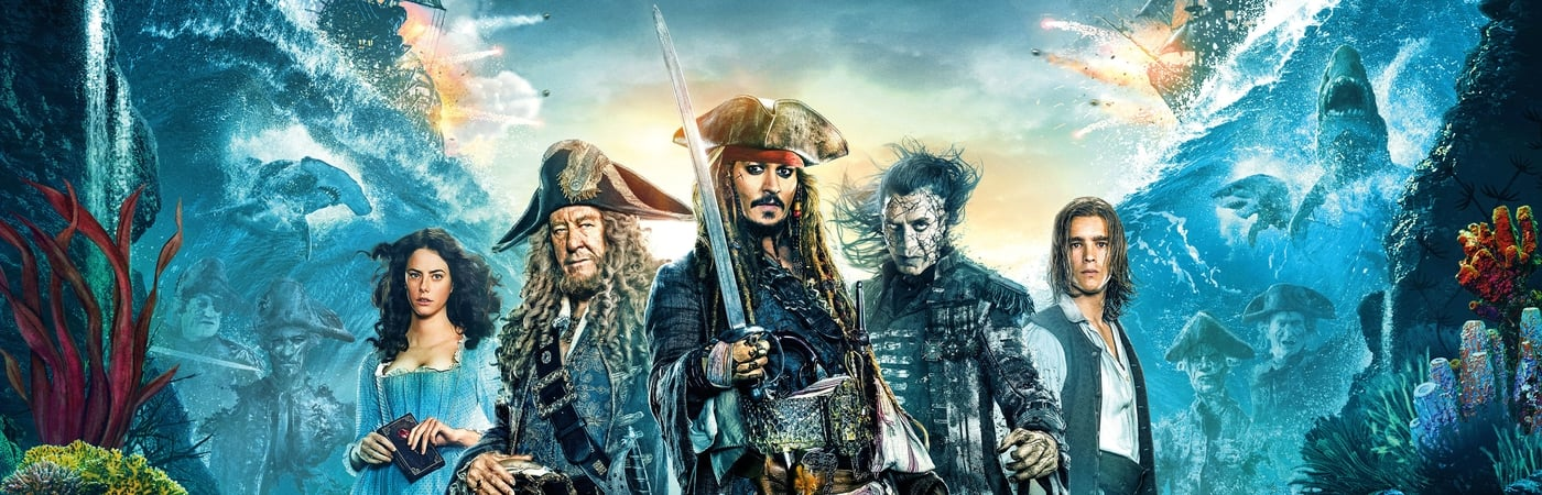 Pirates of the Caribbean: Dead Men Tell No Tales - Cướp Biển Vùng Caribbean: Salazar Báo Thù