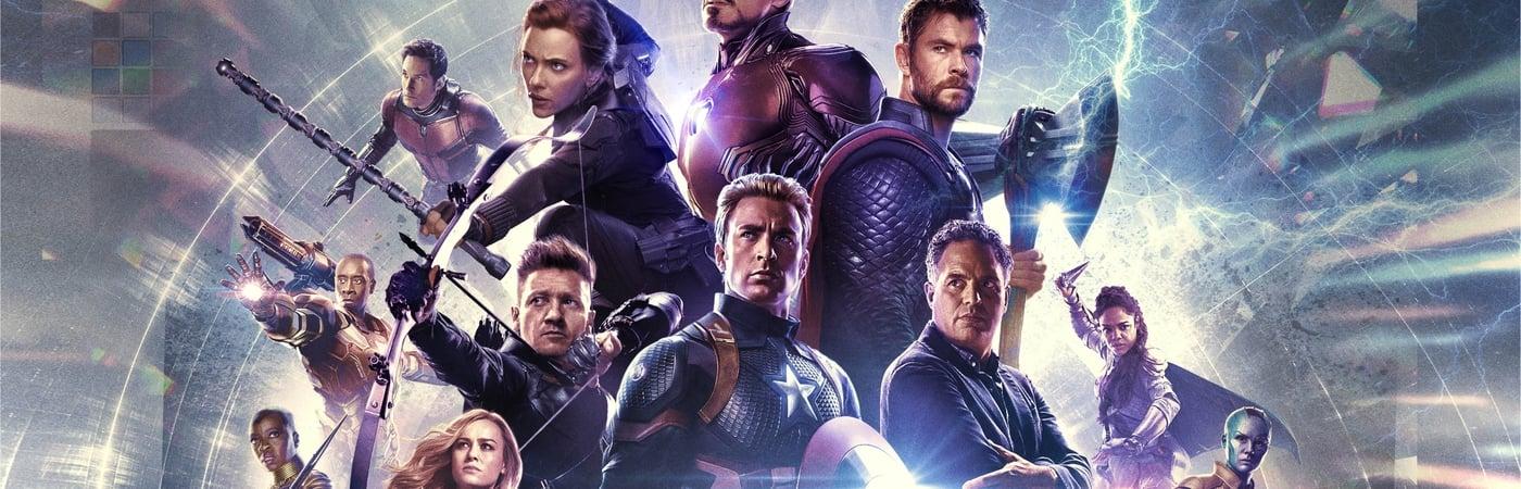 Avengers: Endgame - Avengers: Hồi Kết