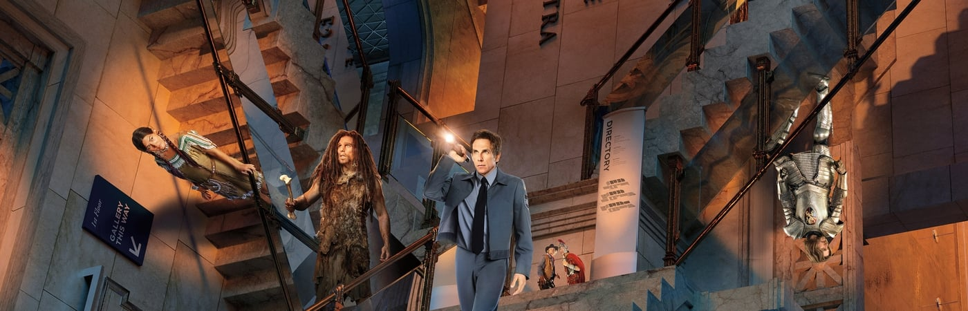 Night at the Museum: Secret of the Tomb -