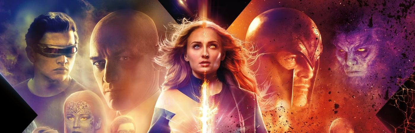 Dark Phoenix - X-Men: Phượng hoàng bóng tối