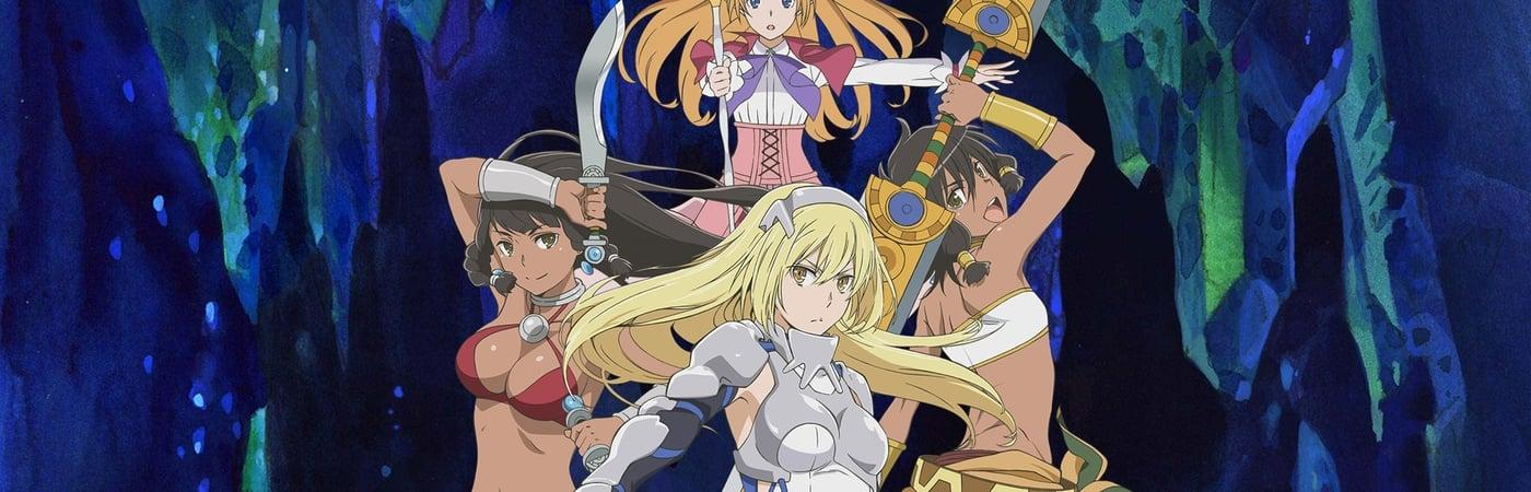 Dungeon ni Deai wo Motomeru no wa Machigatteiru Darou ka II OVA