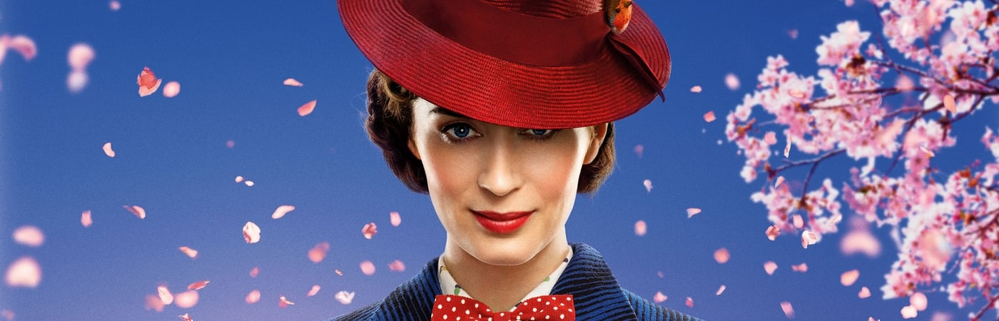 Mary Poppins Returns - Mary Poppins trở lại