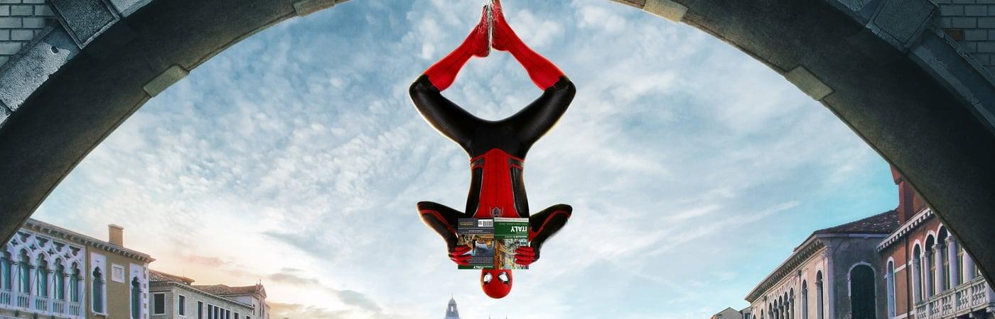 Spider-Man: Far from Home - Người Nhện: Xa Nhà