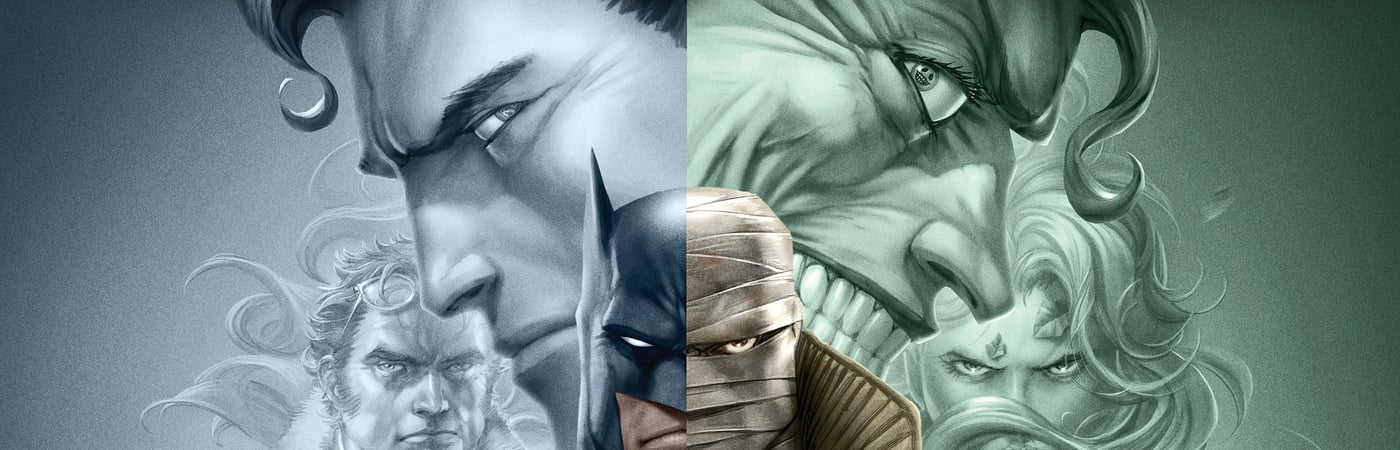 Batman: Hush -