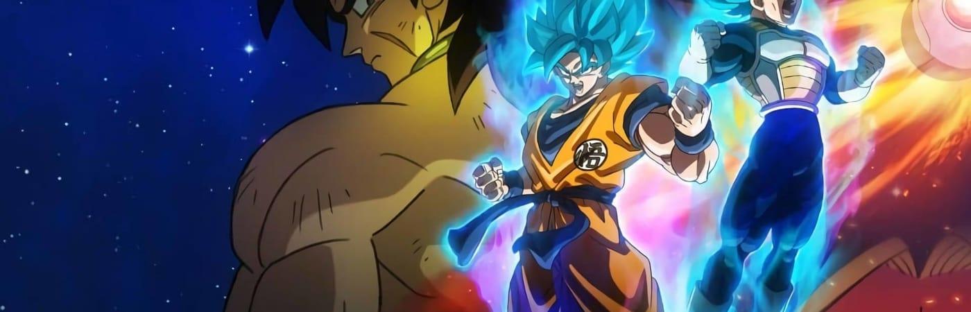 Portada Dragon Ball Super: Broly
