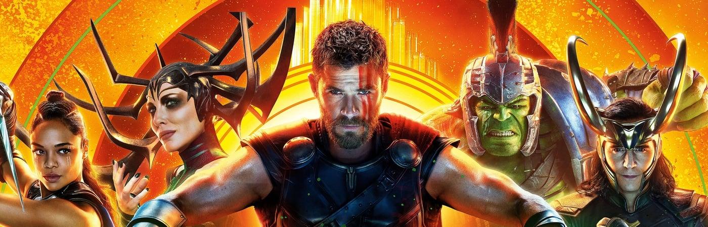 Thor: Ragnarok - Thần Sấm 3: Tận Thế Ragnarok