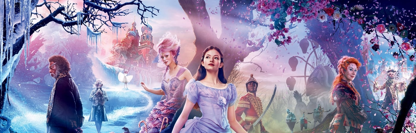 The Nutcracker and the Four Realms -