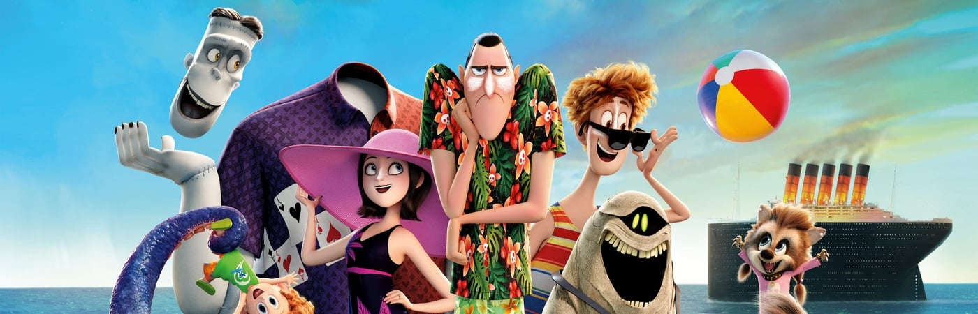 Hotel Transylvania 3: Summer Vacation -