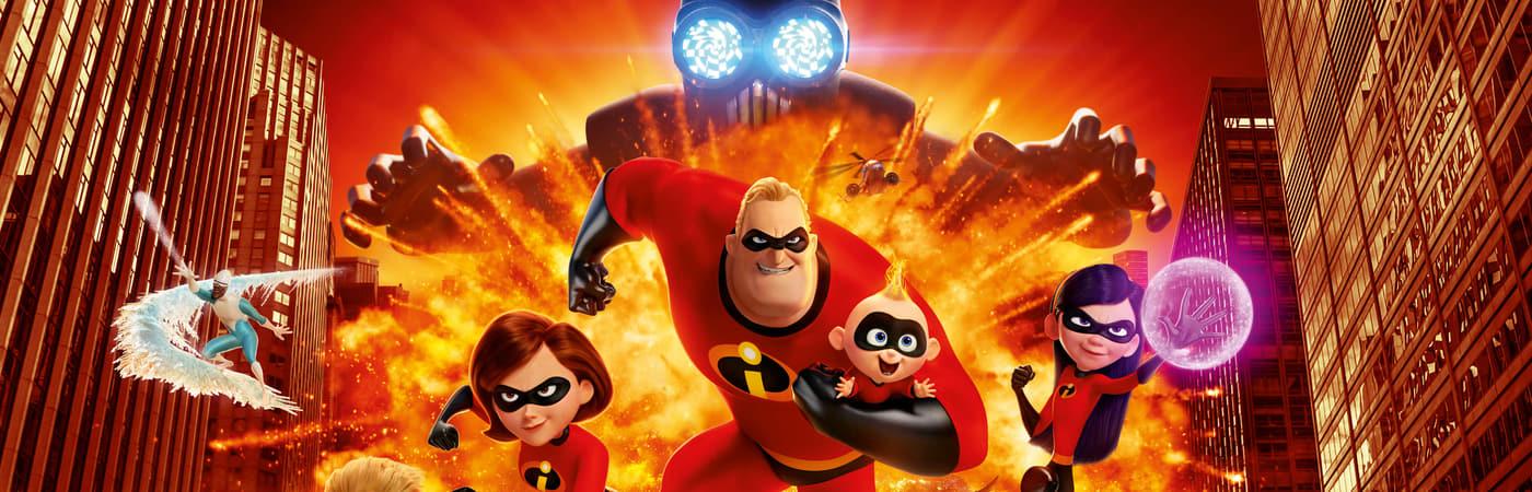Incredibles 2 - Gia Đình Siêu Nhân 2