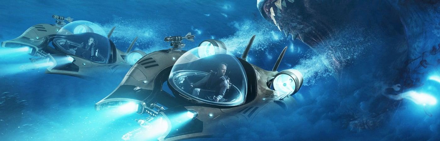 The Meg - Cá Mập Siêu Bạo Chúa